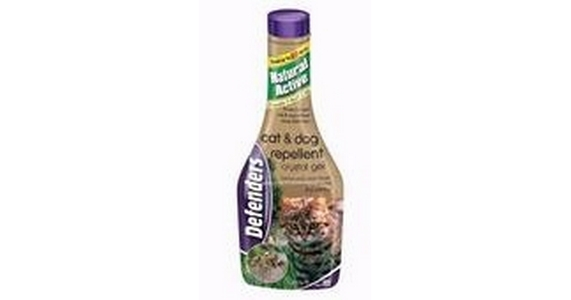 Defenders Cat & Dog Repellent & Deterrent Crystal Gel 650ml