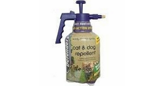 Cat or Dog Repellent and Deterrent Spray 1.5 Litre
