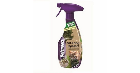 Defenders Cat & Dog Repellent & Deterrent Spray 750ml