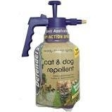 Cat and Dog Repellent and Deterrent Spray 1.5ltr