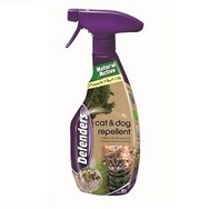 Cat or Dog Repellent and Deterrent Spray 750ml